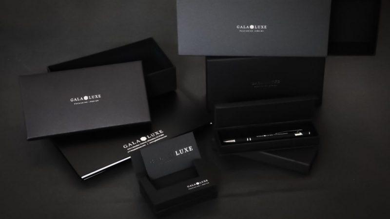 Gala Deluxe Sample Boxes Luxury Packaging